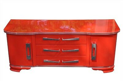 Exceptional Art Deco Chest Of Drawers