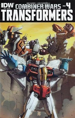 Transformers #41 Reg Cover (Idw Comics)