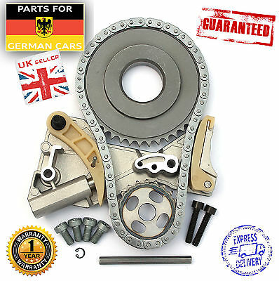 Replacement Audi A4 A6 2.0 TDI Oil Pump Chain Tensioner Crank Sprocket Kit BKP