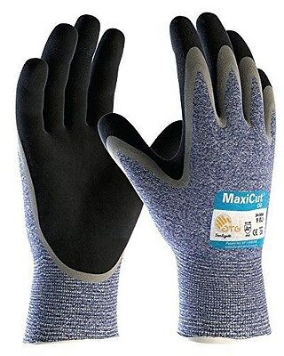 ATG 34504-10B Gants anticoupures Conditions humides/huileuses Niveau 5 NEUF