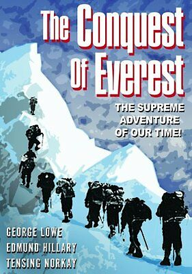 NEW The Conquest Of Everest (DVD)