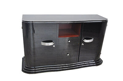 Art Deco Sideboard with Stair ground