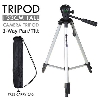 *New Camera Camcorder Tripod stand for Canon Nikon Sony Olympis