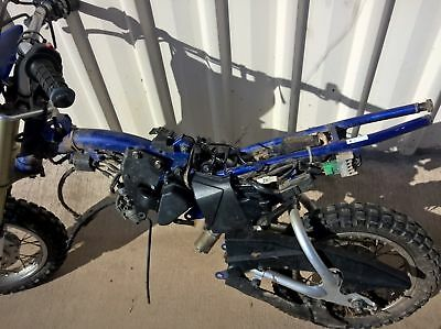Bare Frame Chassis for Yamaha TTR50 TTR 50 2006 06 Nothing Else