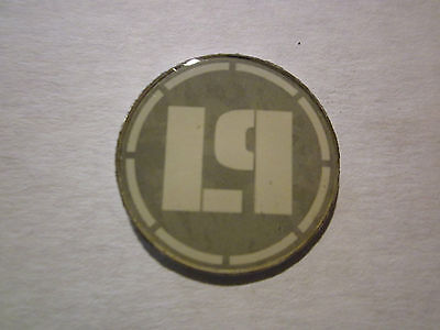 "L P ""Lincoln Park"" Novelty Tour Collection Tack Pin New!"