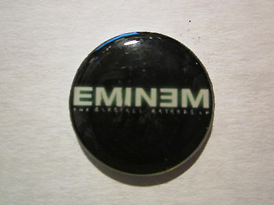 Eminem Novelty Tour Collection Tack Pin New!