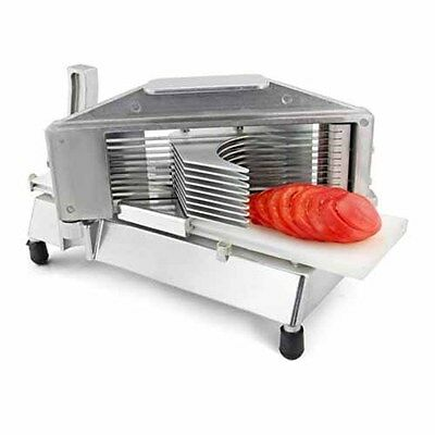 Winco TTS-3, Tomato Slicer with Aluminum Frame and Stainless Steel Replaceable B