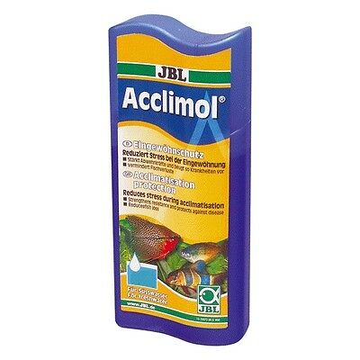 JBL Acclimol 500ml (acclimatise fish reduce stress transport prevent diseases)