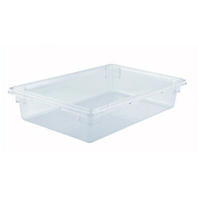 Winco PFSF-6, 18x26x6-Inch PC Food Storage Box without Cover
