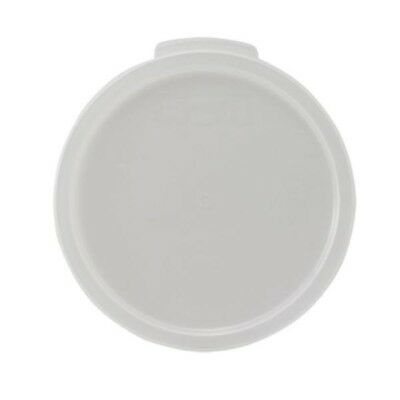 Winco PPRC-24C, Round Cover Fits 2 and 4-Quart Containers, NSF