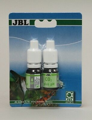 JBL Permanent Test CO2 and pH refill (aquarium fish tank planted fresh water)