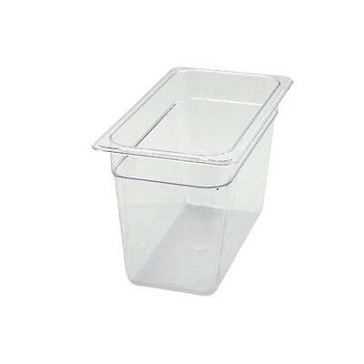 Winco PFF-6, 18x26x6-Inch Polycarbonate Food Storage Box
