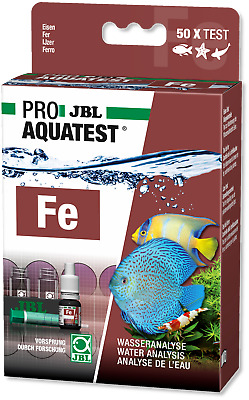 JBL Test Kit NO2 Nitrite (aquarium fish tank tropical marine malawi fresh water)