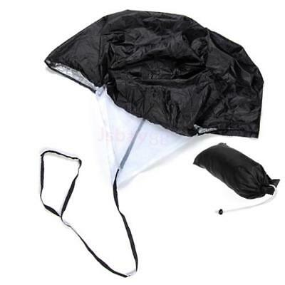 "40"" Sports Running Resistance Speed Parachute Chute Soccer Football Training"