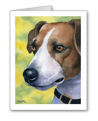 JACK RUSSELL TERRIER Set of 10 Note Cards With Envelopes