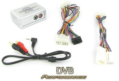 Connects2 CTVTYX002 Toyota Yaris 2004 Onwards MP3 iPod Aux Input Audio Adaptor