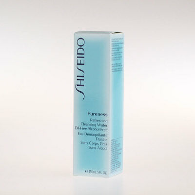 Shiseido Pureness Refreshing ★ Cleansing Water Oil-Free Alcohol-Free 150ml