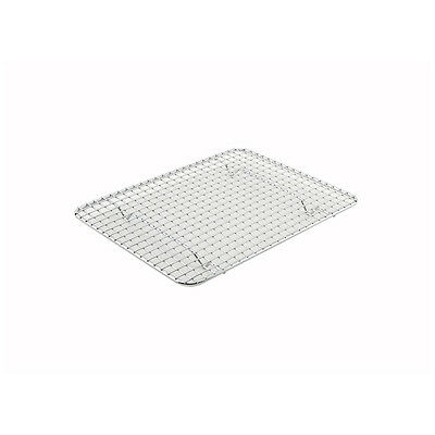 Winco PGW-810, 8x10-Inch Pan Grate for Half-Size Pan
