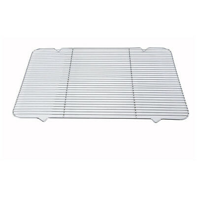 Winco ICR-1725, 16.25x25-Inch Chrome Icing Cooling Rack with Built-In Feet