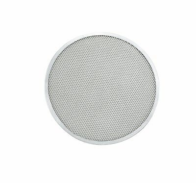 Winco APZS-12, 12-Inch Diameter Seamless Aluminum Pizza Screen