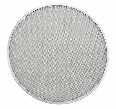 Winco APZS-18, 18-Inch Diameter Seamless Aluminum Pizza Screen