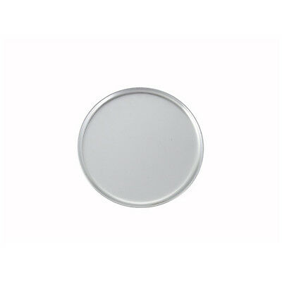 Winco APZC-13, 13-Inch Coupe-Style Round Aluminum Pizza Pan
