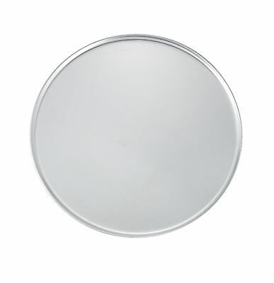 Winco APZC-14, 14-Inch Coupe-Style Round Aluminum Pizza Pan
