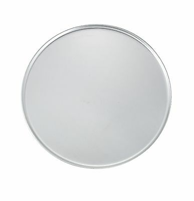 Winco APZC-18, 18-Inch Coupe-Style Round Aluminum Pizza Pan