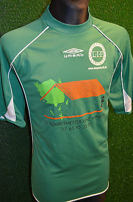 Langeskov If #10 Umbro Football Shirt (Xl) Denmark Danish Club Jersey Top Trikot