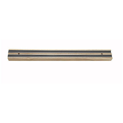 Winco WMB-12, 12-Inch Wooden Base Magnetic Bar