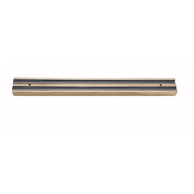 Winco WMB-24, 24-Inch Wooden Base Magnetic Bar