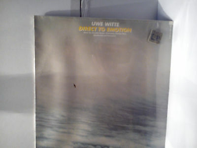 Uwe Witte - Direct to emotion              ..............................Vinyl
