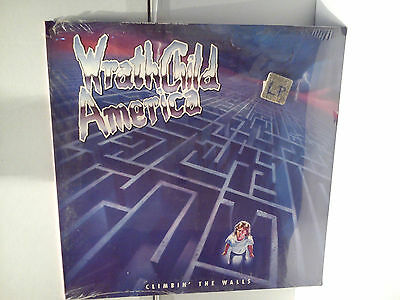 Wrathchild America - Climbin the walls.......................Vinyl