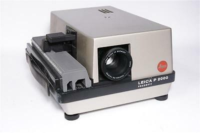 Leica Pradovit P 2000 + 1:2,8/85mm Hektor-P2 Made in Germany