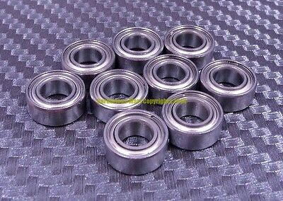 S604zz 604zz QTY 10 440C Stainless Steel Ball Bearing Bearings 4x12x4 mm