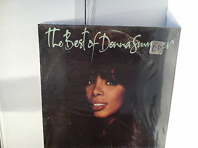 Donna Summer - The best of             ..............................Vinyl