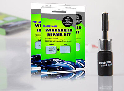 Windscreen Scratches Repair Windshield Glass Crack Restore Chip Remove Tool Kits