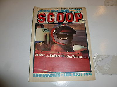 SCOOP Comic - No 111 - Date 01/03/1980 - UK Paper Comic - Inc Pull-Out