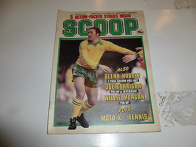 SCOOP Comic - No 119 - Date 26/04/1980 - UK Paper Comic - Inc Pull-Out