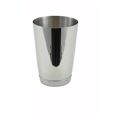 Winco BS-15, 15-Ounce Stainless Steel Bar Shaker