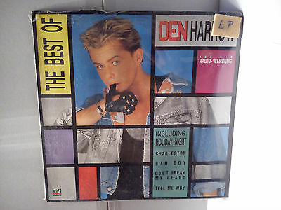 Den Harrow - The best of           ................Vinyl   versiegelt