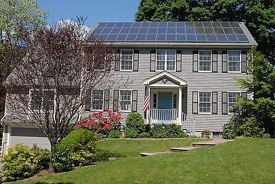 Expandable 2.12 KW Solar Power System 9X235 W panel *UP to 10*