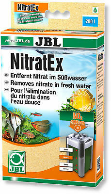 JBL Nitratex 250ml (chemical media removes aquarium nitrates algae treatment)