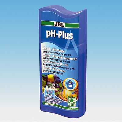JBL pH plus 250ml (increases kH raises malawi cichlids fish aquarium water tank) • EUR 9,79
