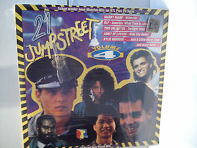 21 Jumpstreet Volume 4 - Sampler            ..............................Vinyl