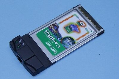 PCMCIA Ethernet Adapter 10/100M