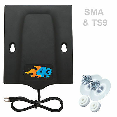 4G/3G LTE MIMO External Mobile Broadband MiFi Antenna Booster for Huawei/Aircard