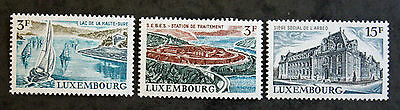 Timbre LUXEMBOURG Stamp - Yvert et Tellier n°782 à 784 n** (Cyn19)