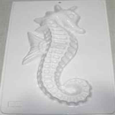 Sea Horse right side Plaster Mould/Mold/Moulds/Molds 4301