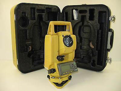 Topcon Gts-235W Total Station Complete For Surveying One Month Warranty